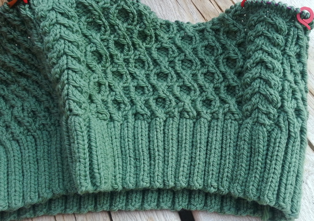 Honeymaker by Quince&Co - Shortrounds Knitwear