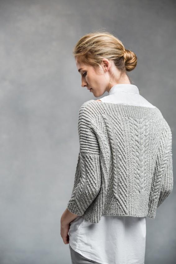 Brooklyn Tweed Ondawa knitting pattern - Shortrounds Knitwear
