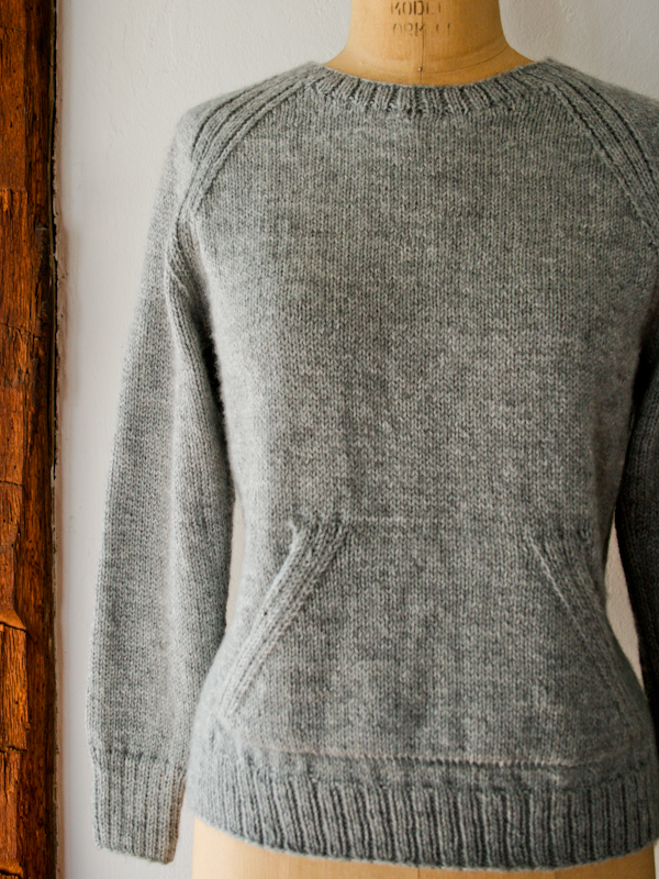 The Sweatshirt Purl Soho - Shortrounds Knitwear