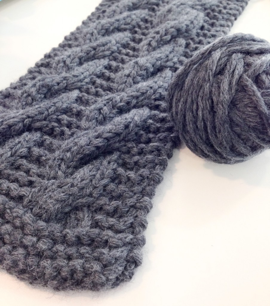 Kate\'s Cable Winter Kit - free knitting pattern | Shortrounds