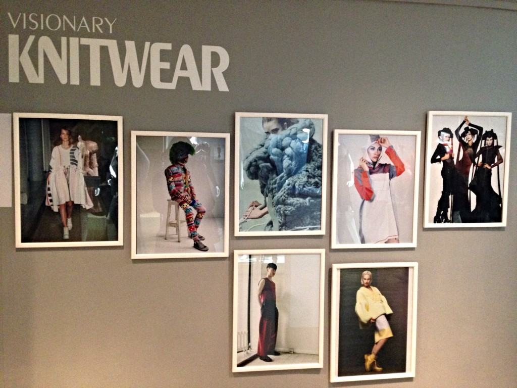 Fashion and textiles Museum: Knitwear Chanel to Westwood exhibition - Shortrounds