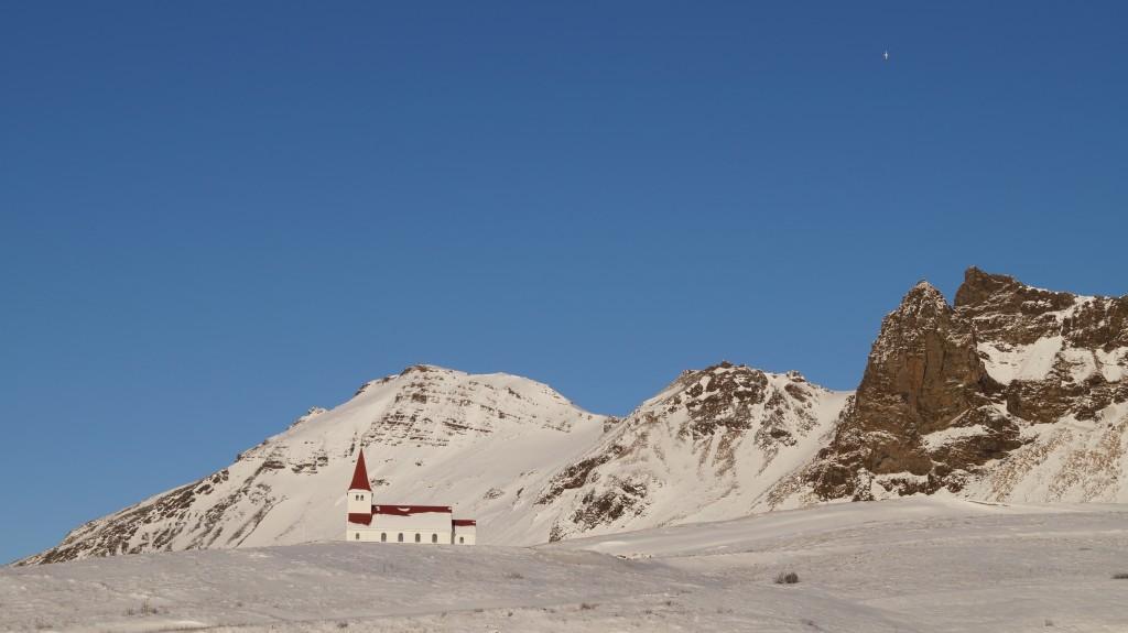 Vik church, Iceland - Shortrounds
