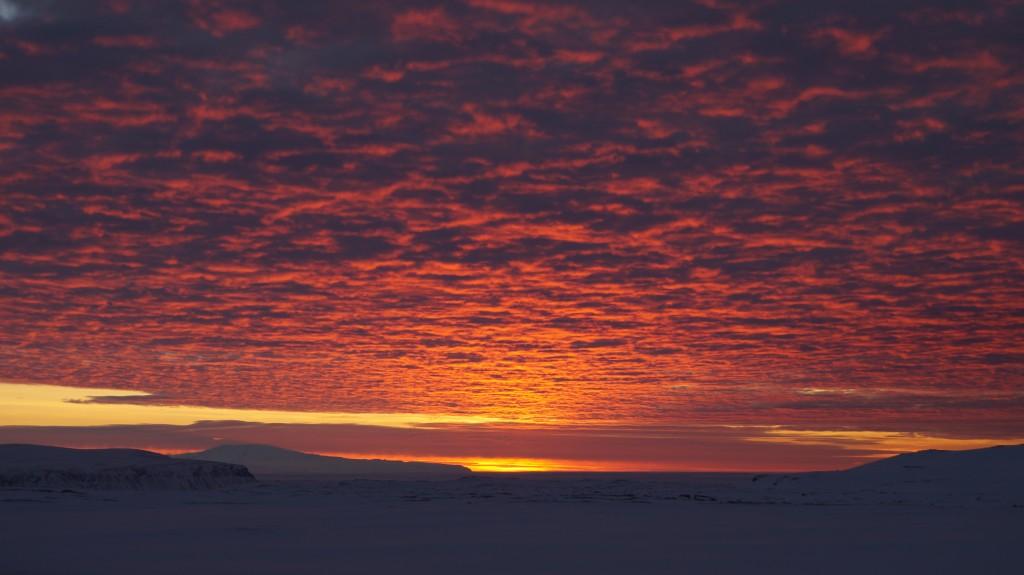 Sunset, Iceland - Shortrounds