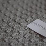 Knot Stitch Blanket | Shortrounds Knitwear