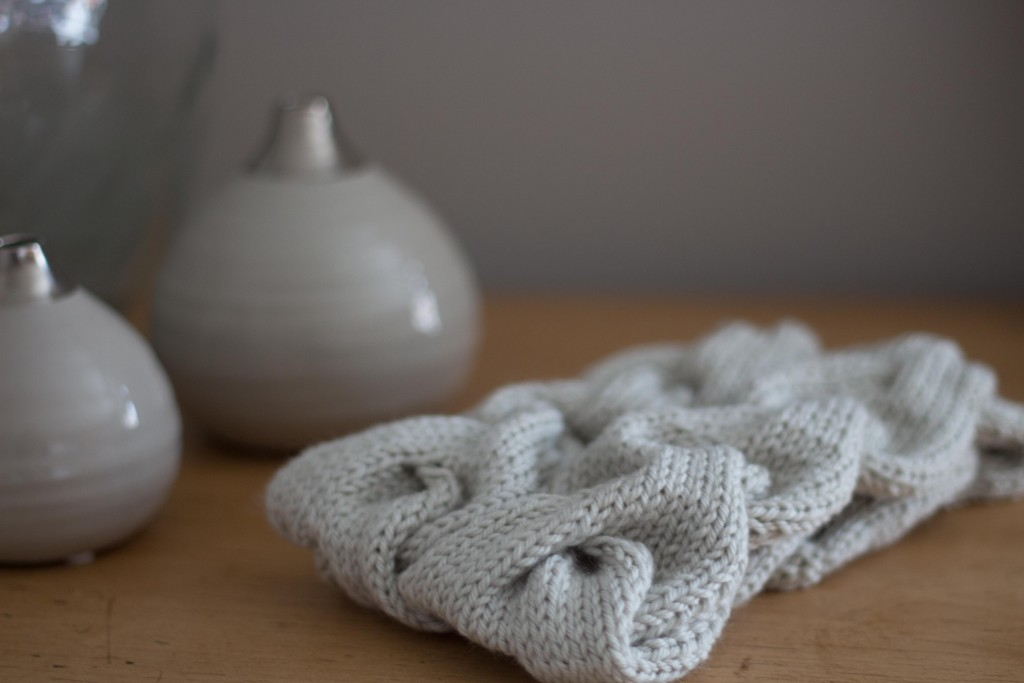 A very braidy cowl, Maryse Roudier - Shortrounds Knitwear