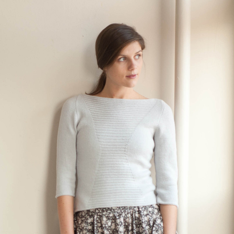 Quince & Co. Olga by Olga Buraya Kefelian - Shortrounds Knitwear