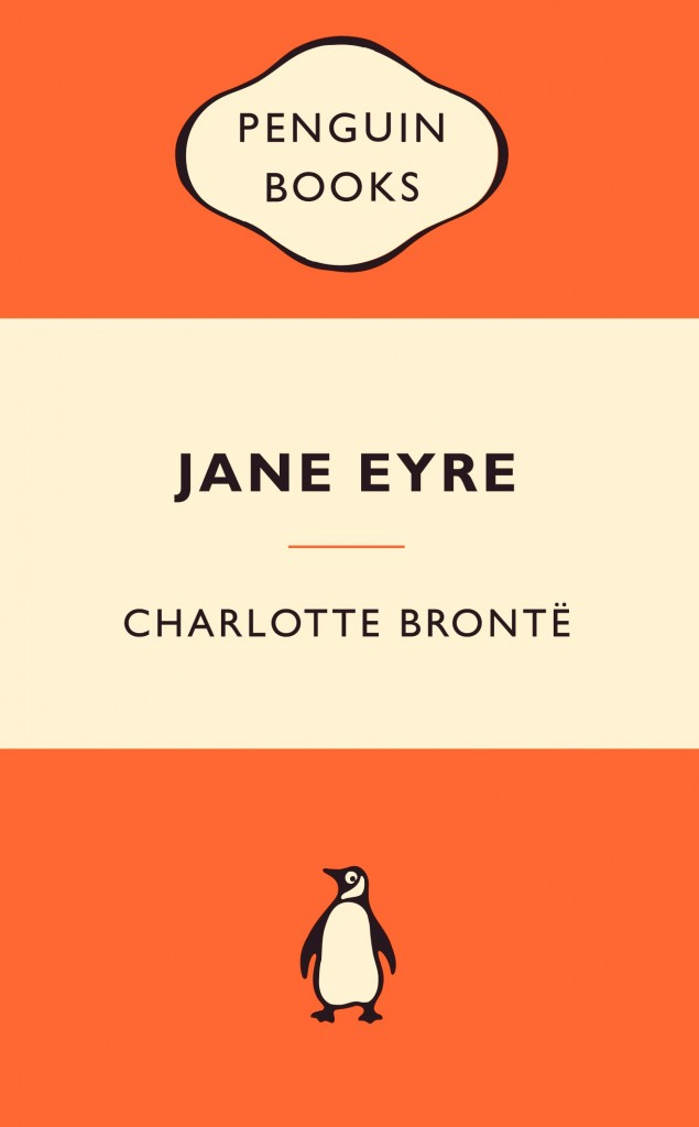 Charlotte Brontë Jane Eyre - A good book - Shortrounds Knitwear