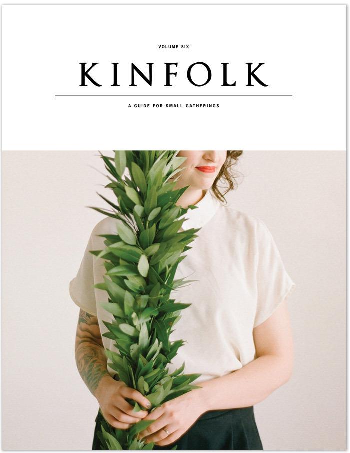 Kinfolk magazine - A good book - Shortrounds Knitwear