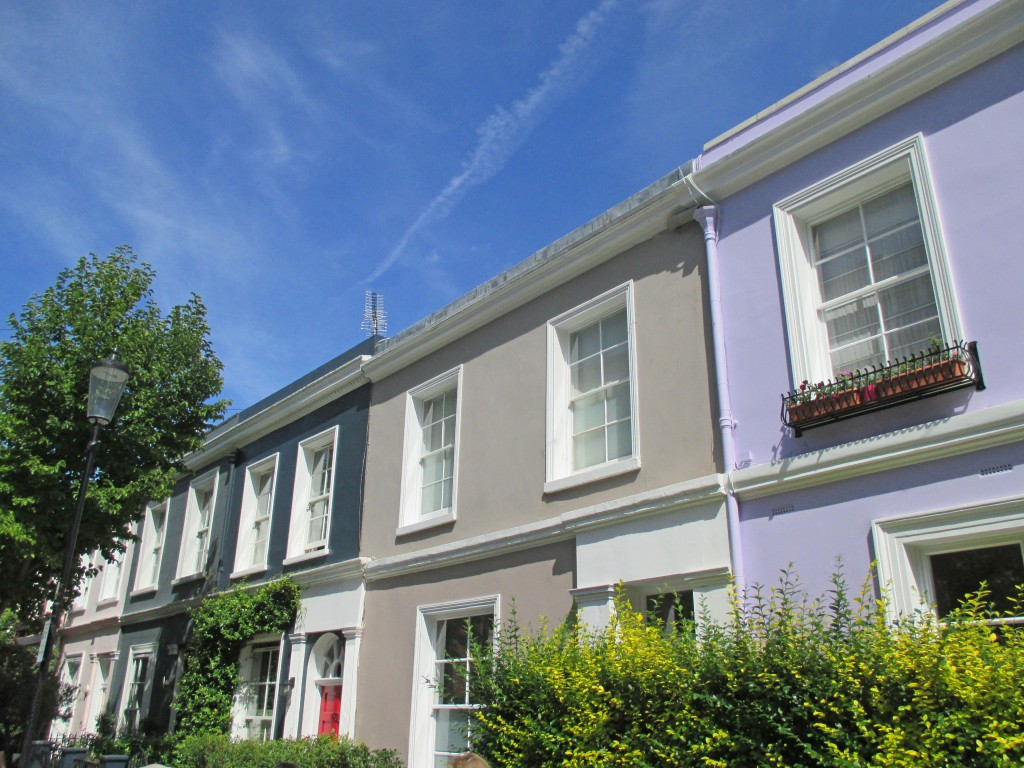 Sunny Notting Hill - Shortrounds Knitwear