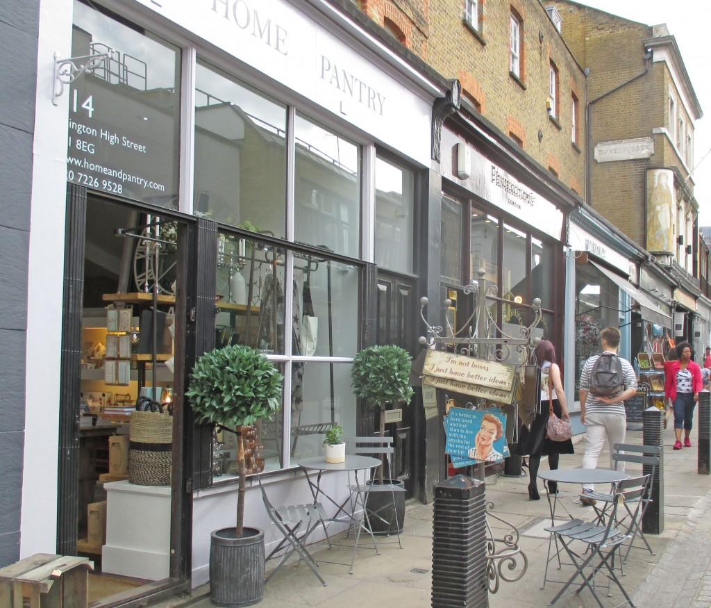Camden Passage - Shortrounds Knitwear