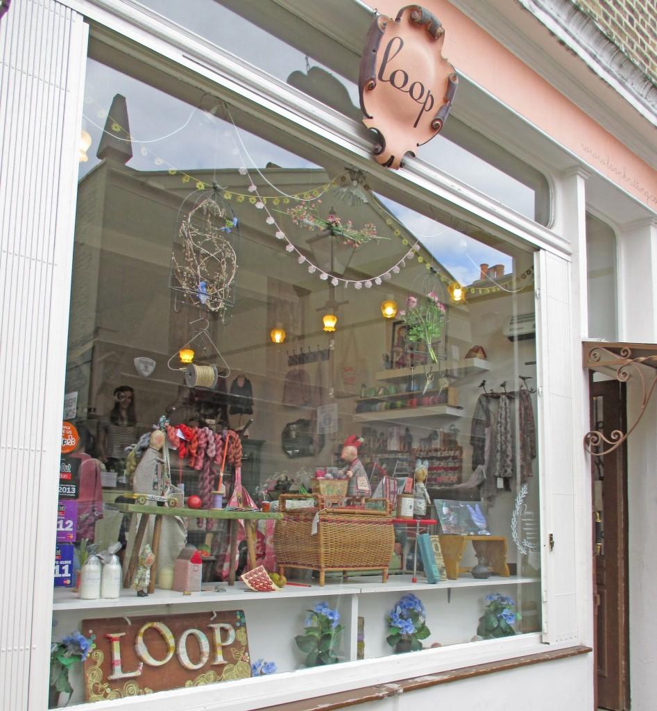 Loop @ Camden Passage - Shortrounds Knitwear