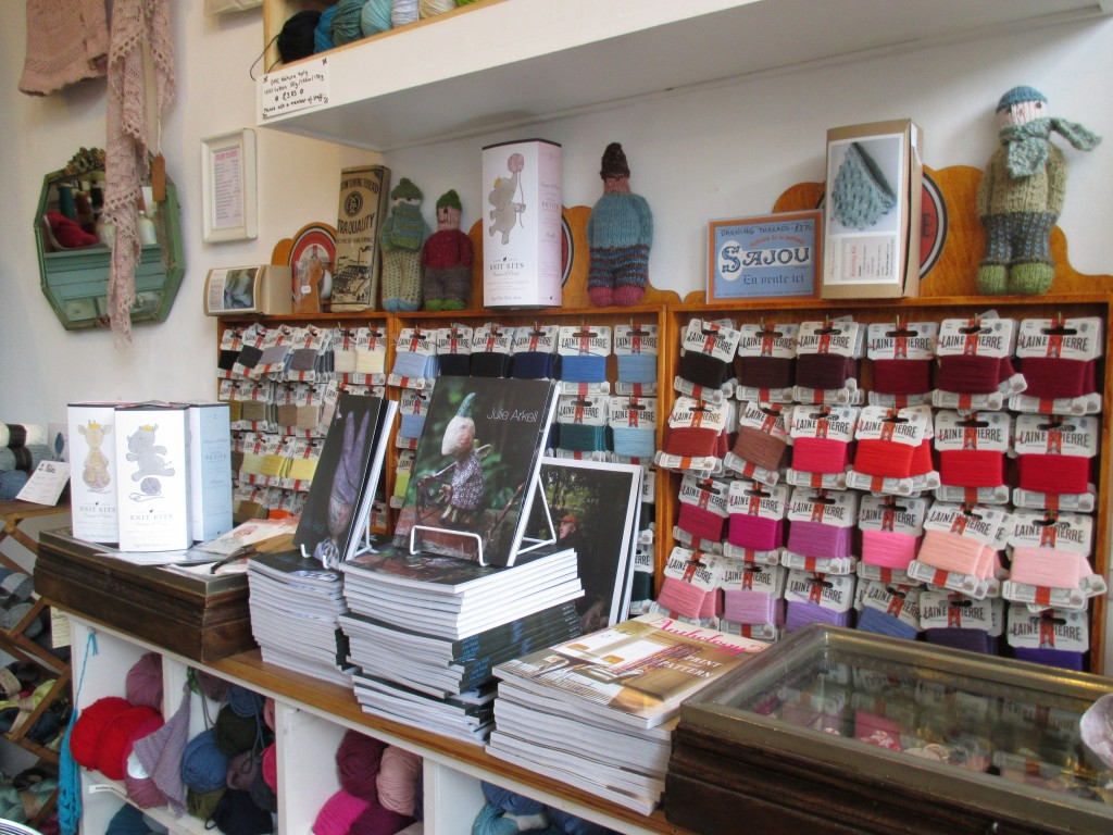Loop knitting shop - Shortrounds Knitwear