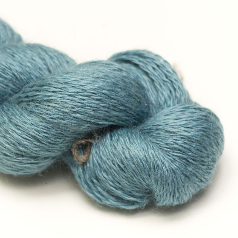 A Q&A with Baa Baa Brighouse - Laura's Loom Bluefaced Leicester / Suri Alpaca - Shortrounds Knitwear