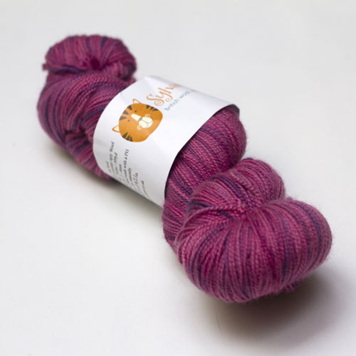 A Q&A with Baa Baa Brighouse - Sylvan Tiger yarns in heather - Shortrounds Knitwear