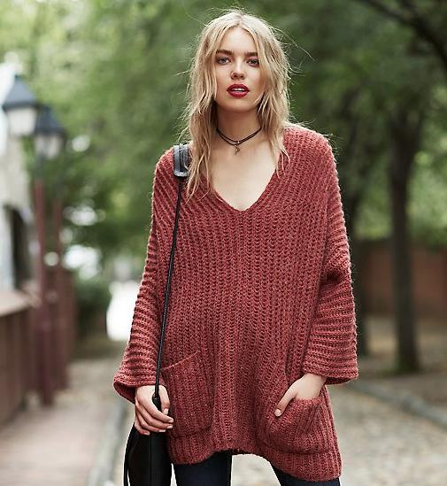 Free People knitwear faves - Shortrounds Knitwear