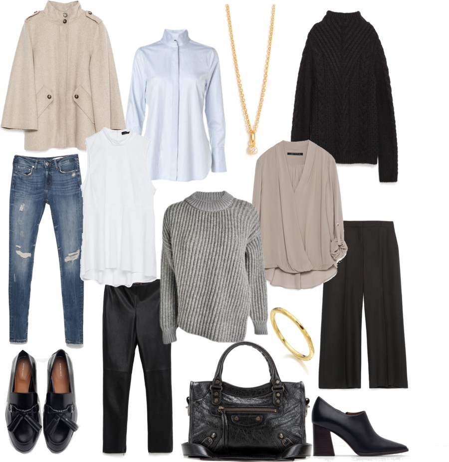 Knitwear faves Touch of Luxe - Shortrounds Knitwear