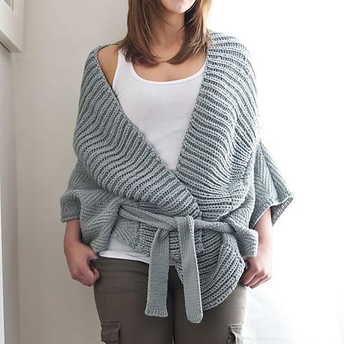 Kimono by Jo Storie - Shortrounds Knitwear