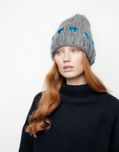 From The Heart Hat WATG x Aurélie Bidermann - Shortrounds Knitwear