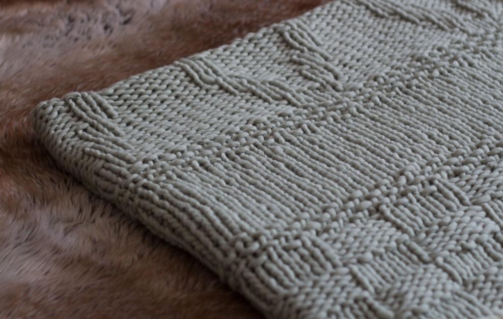Stitch & Story Bounty Throw - Shortrounds Knitwear