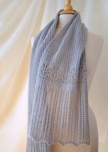 Silver Frost Bonnie Sennott - Shortrounds Knitwear