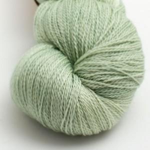 Eden Cottage Theseus Lace in Misty Woods - Shortrounds Knitwear