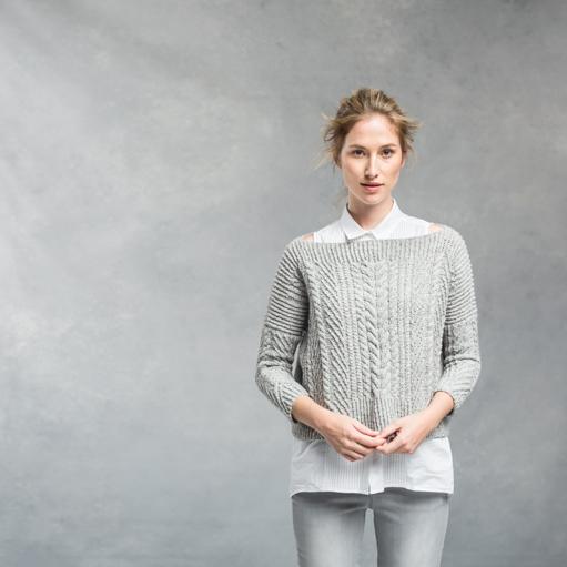 Ondawa by Michelle Wang - Shortrounds Knitwear