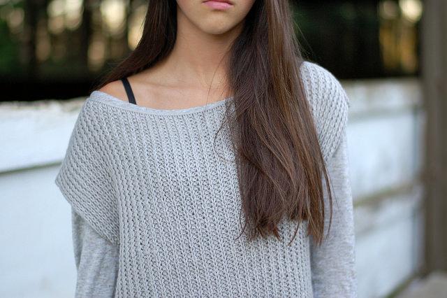 Mimic sweater by Veronika Jobe - Shortrounds Knitwear
