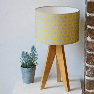Original Handmade Climber Lampshade by Figo Home - Shortrounds Knitwear