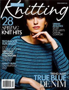Designer Knitting Spring 2015 | Shortrounds Knitwear