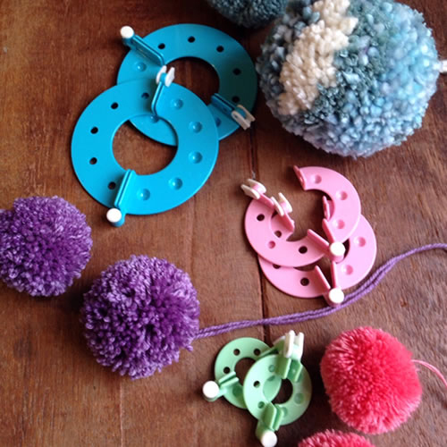 Rico Pompom maker set | Shortrounds Knitwear