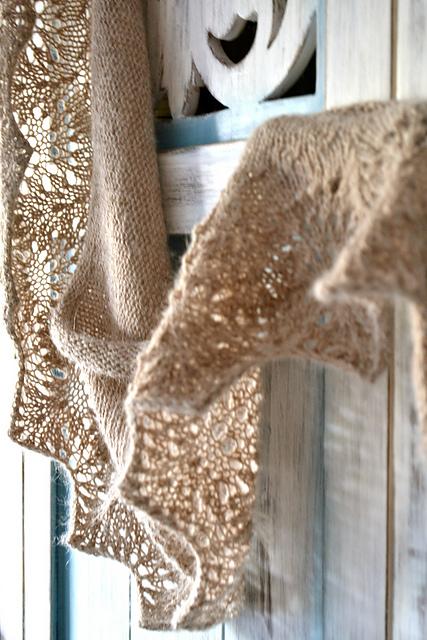 Sunburnt Ravelry knitting pattern | Shortrounds Knitwear