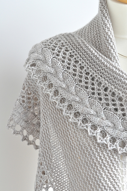French Cancan Ravelry pattern | Shortrounds Knitwear