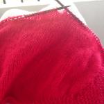 Pickles Mellow Sweater progress | Shortrounds Knitwear