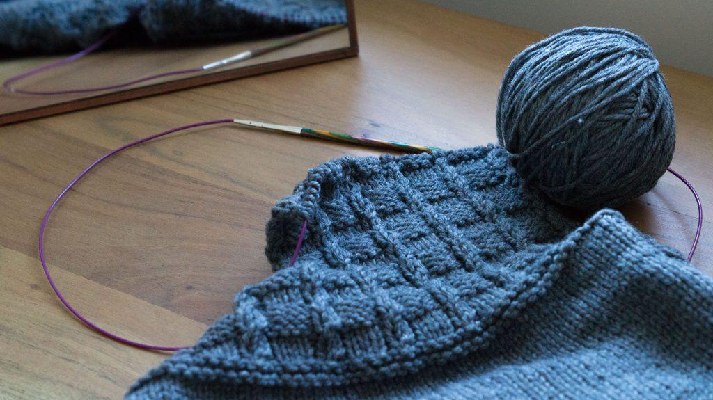 Guston Sweater by Brooklyn Tweed | Shortrounds Knitwear