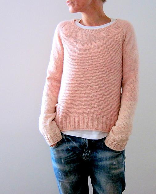 Pink Memories by Isabell Kraemer | Shortrounds Knitwear