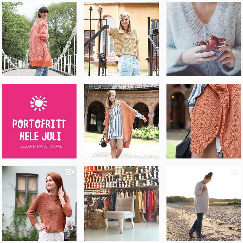Pickles Instagram   Shortrounds Knitwear