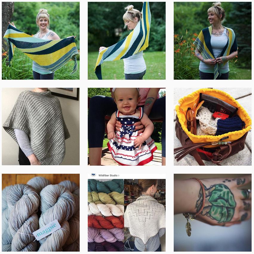 Dreareneeknits Instagram   Shortrounds Knitwear