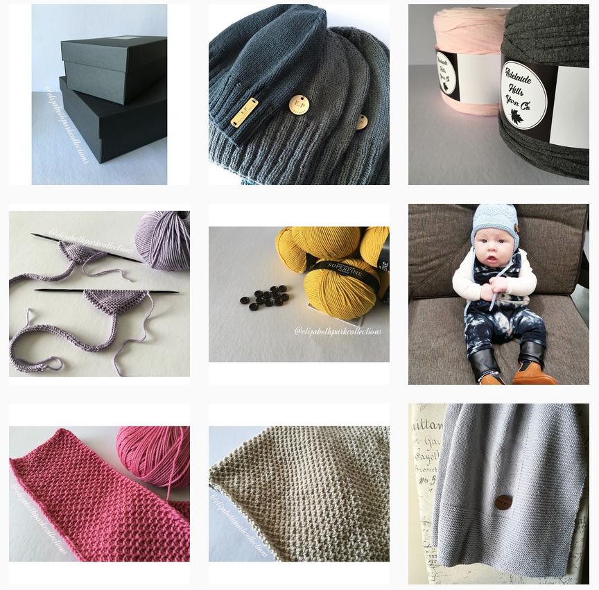Elizabeth Park Collections Instagram   Shortrounds Knitwear