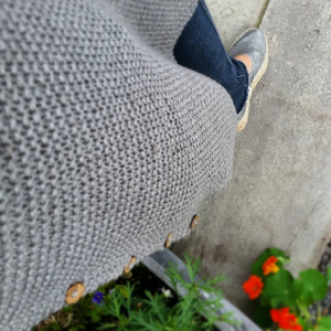 Mindesignstrikk easy knit   Shortrounds Knitwear