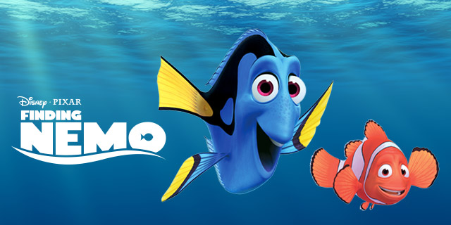 Films I love to knit to - Finding Nemo | Shortrounds Knitwear