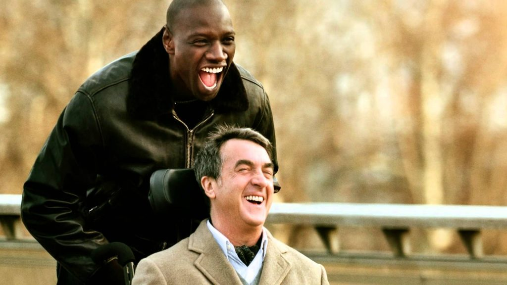 Films I love to knit to - Intouchables | Shortrounds Knitwear