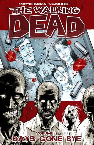 The Walking Dead Days Gone Bye Robert Kirkman | Shortrounds Knitwear