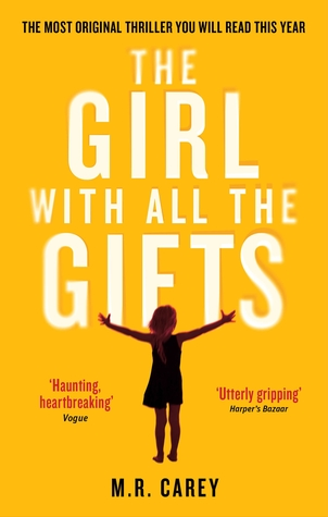 The Girl with all the Gifts M R Carey | Shortrounds Knitwear