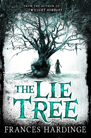 The Lie Tree Frances Hardinge | Shortrounds Knitwear