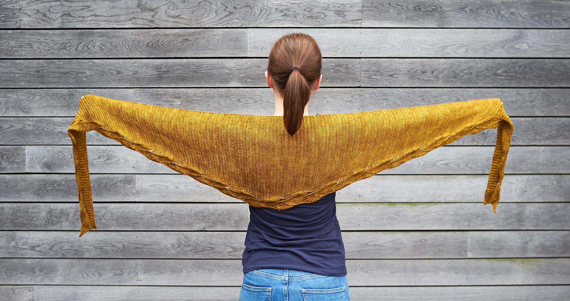 Curcuma knitting pattern | Shortrounds Knitwear