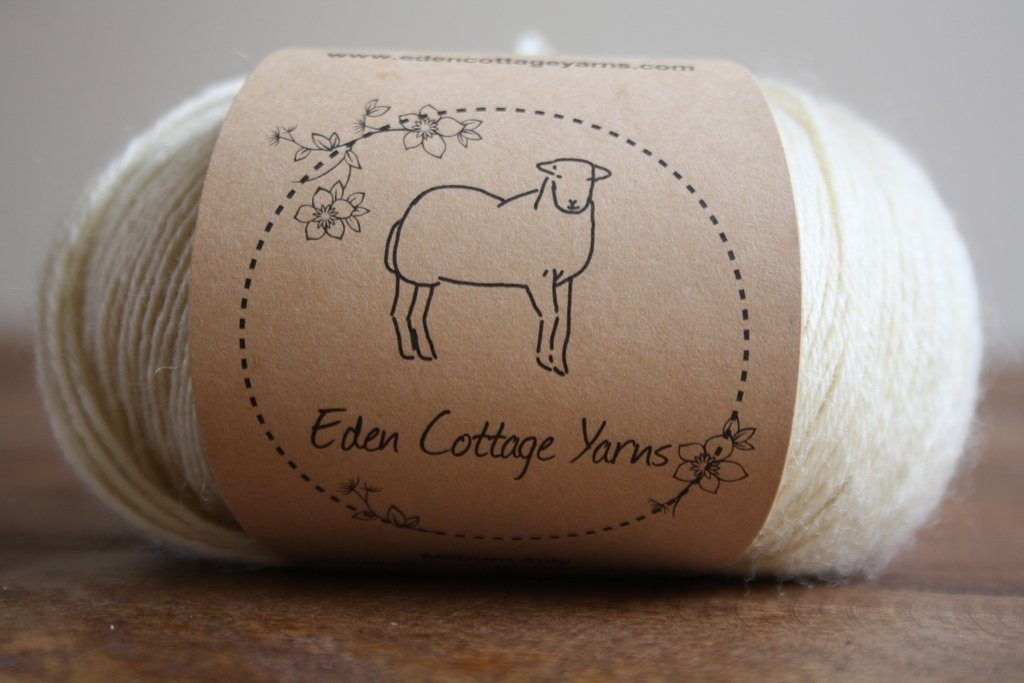 Eden Cottage Yarns from Sonic Knits | Shortrounds Knitwear