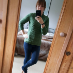 Quince & Co Honeymaker #wearyourknits | Shortrounds Knitwear