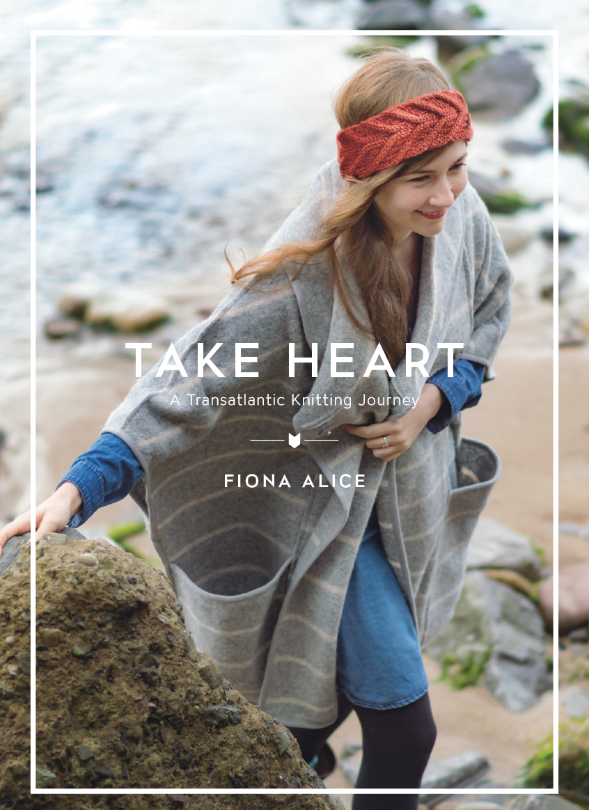 Take Heart A Transatlantic Knitting Journey Fiona Alice | Shortrounds Knitwear