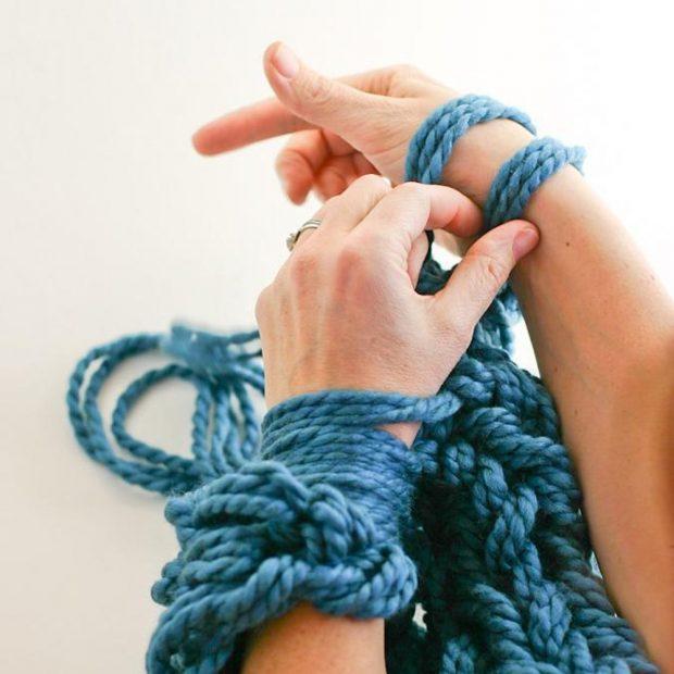 Arm Knitting Loveknitting   Shortrounds Knitwear