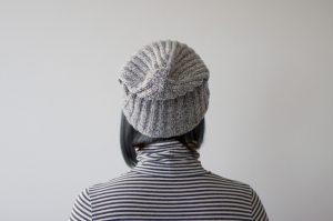 Saku Hat Olgajazzy Beige | Shortrounds Knitwear